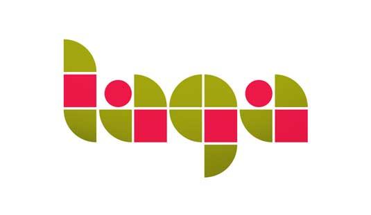 راهنمای کامل برای طراحی لوگو : 54 پیشنهاد تخصصی15- در نظر گرفتن یک شیوه ی فقط تایپی