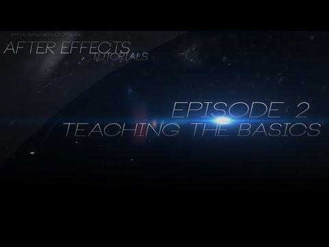 دانلود آموزش مقدماتی و ویدیویی After Effects - آموزش مقدمات