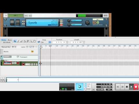 دانلود آموزش ویدیویی ریزن - ضبط سازها