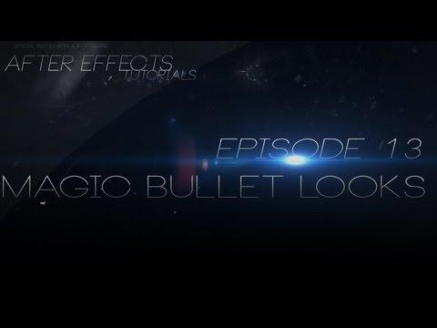 دانلود آموزش مقدماتی و ویدیویی افترافکت (13) – Magic Bullet Looks