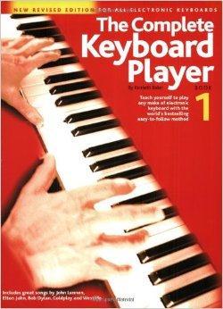 کتاب آموزش کیبورد (ارگ) - نوازنده کامل کیبورد 1