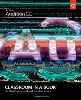کلاس درس Adobe Audition CC در یک کتاب
