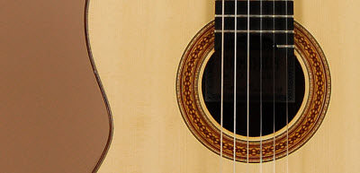 نواختن گیتار پاپ