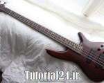 آموزش تصویری گیتار بیس