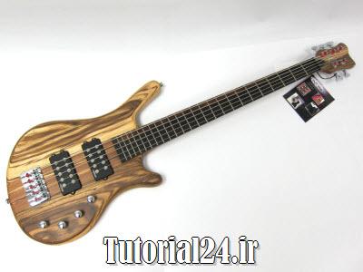 آموزش نواختن گیتار بیس
