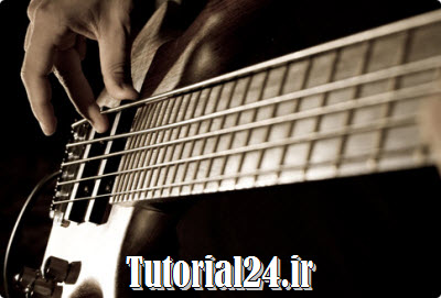 آموزش گیتار باس رایگان