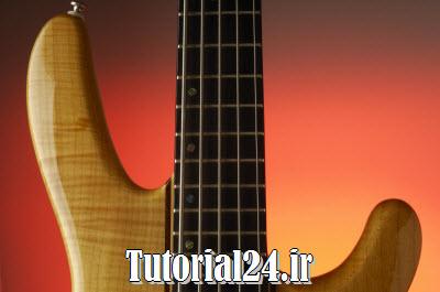 آموزش گیتار باس زدن