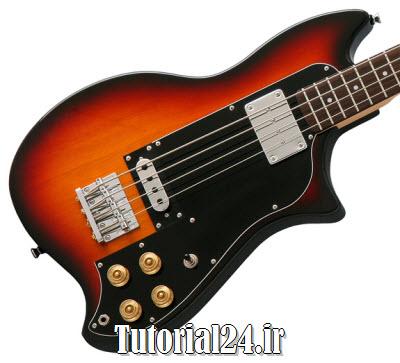 آموزش گیتار بیس تصویری