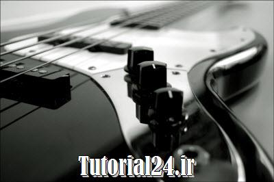 آموزش گیتار بیس نوازی
