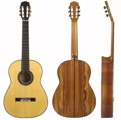 آموزش گیتار فلامنکو زدن