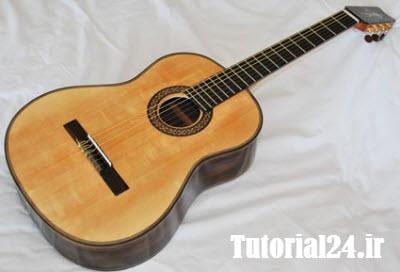آموزش گیتار کلاسیک رایگان