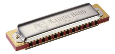 آموزش harmonica