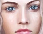 براش برای نقاشی پوست و مو-3