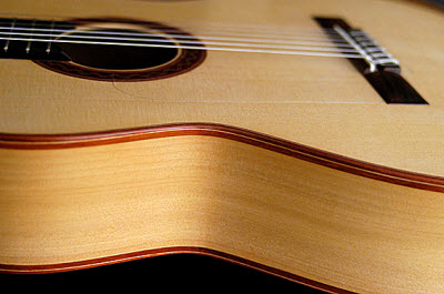 روش نواختن گیتار فلامنکو