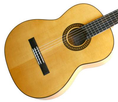 طرز نواختن گیتار فلامنکو