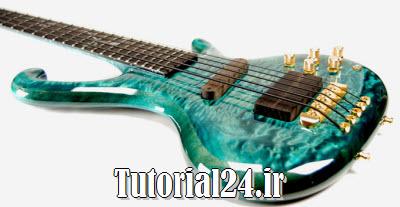 طریقه نواختن گیتار بیس