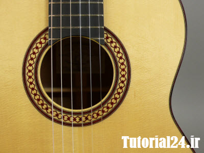 طریقه نواختن گیتار کلاسیک