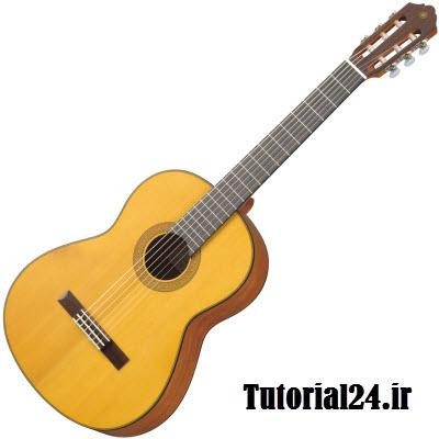 گیتار کلاسیک نوازی