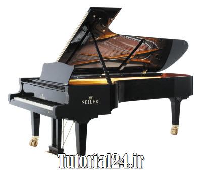 آموزش نواختن پیانو
