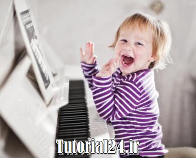 آموزش نوازندگی کودکان