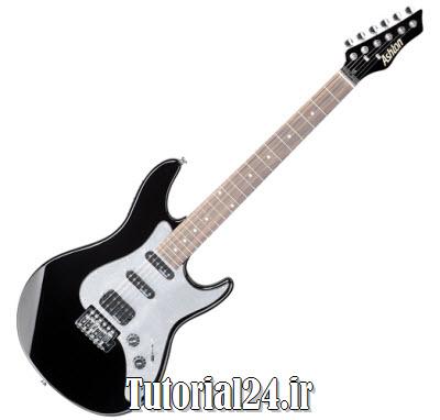 آموزش گیتار الکتریک نوازی