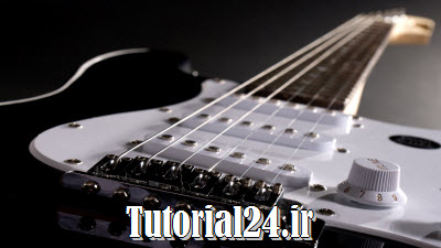 آموزش گیتار الکتریک