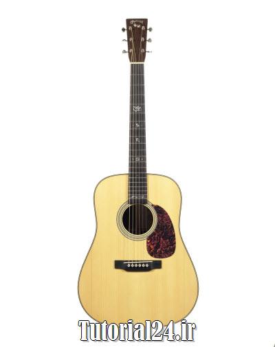 آموزش گیتار تصویری