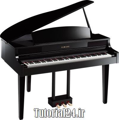 روش نواختن پیانو