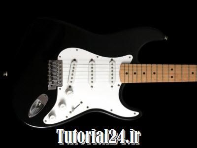روش نواختن گیتار الکتریک