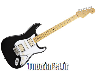 طریقه نواختن گیتار الکتریک