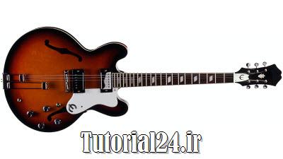 طریقه نواختن گیتار