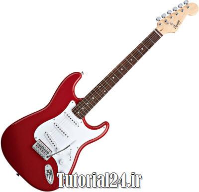 نحوه نواختن گیتار الکتریک
