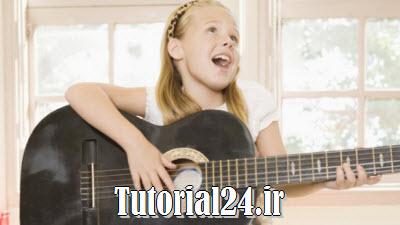 نواختن ساز کودکان