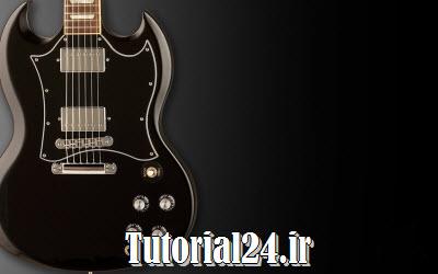گیتار الکتریک نوازی