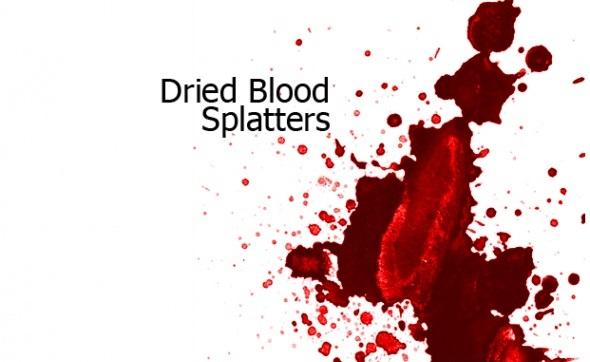 براش خون خشک شده1