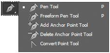 درباره ی مسیرها و ابزار قلم (Pen)