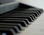 کلاویه های سیاه پیانو